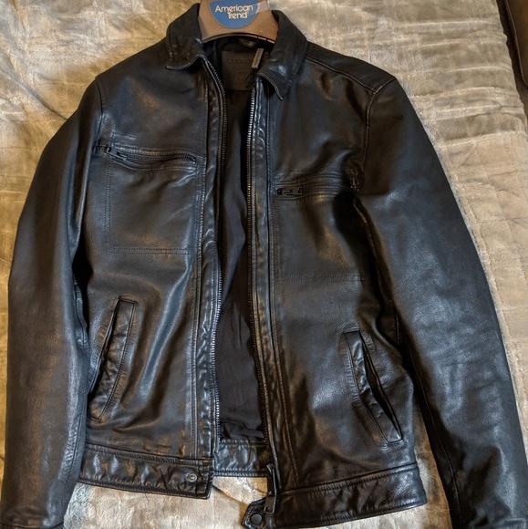 5d070f2e9 Allsaints Lark Leather Jacket